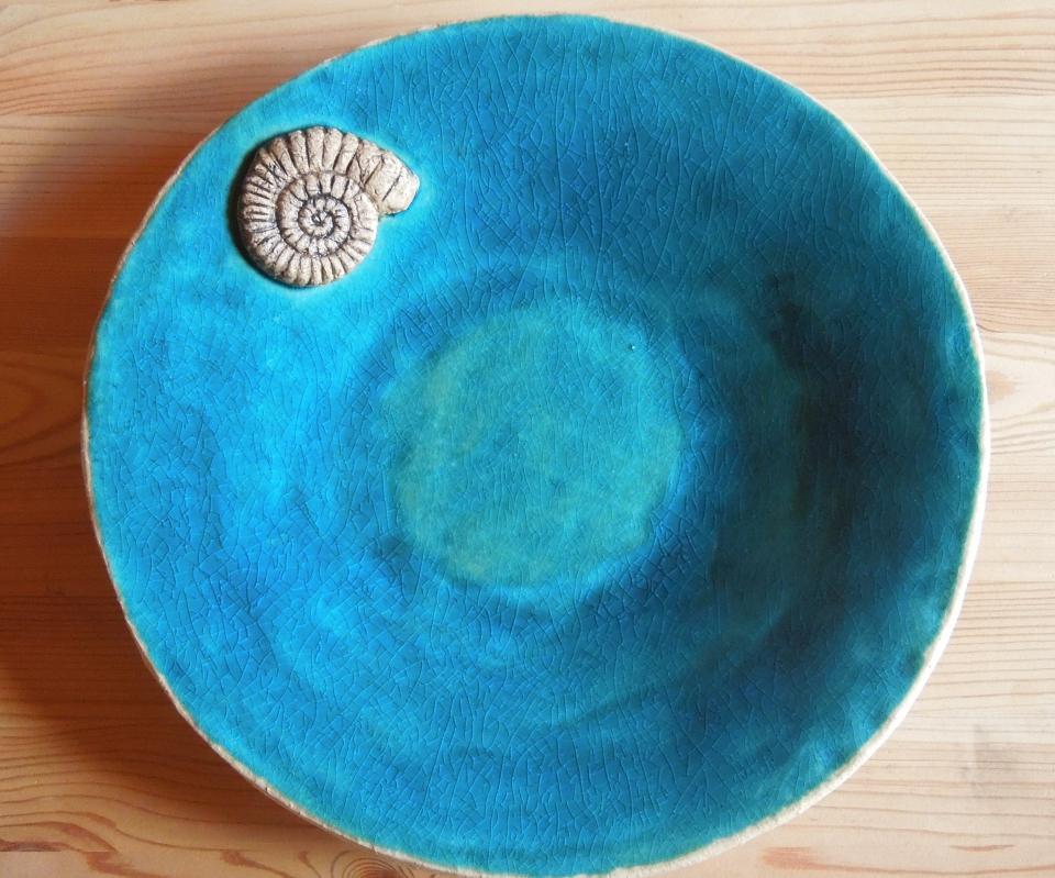 Schale Ammonit 26 €