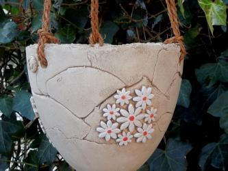 Blumenampel Margeriten